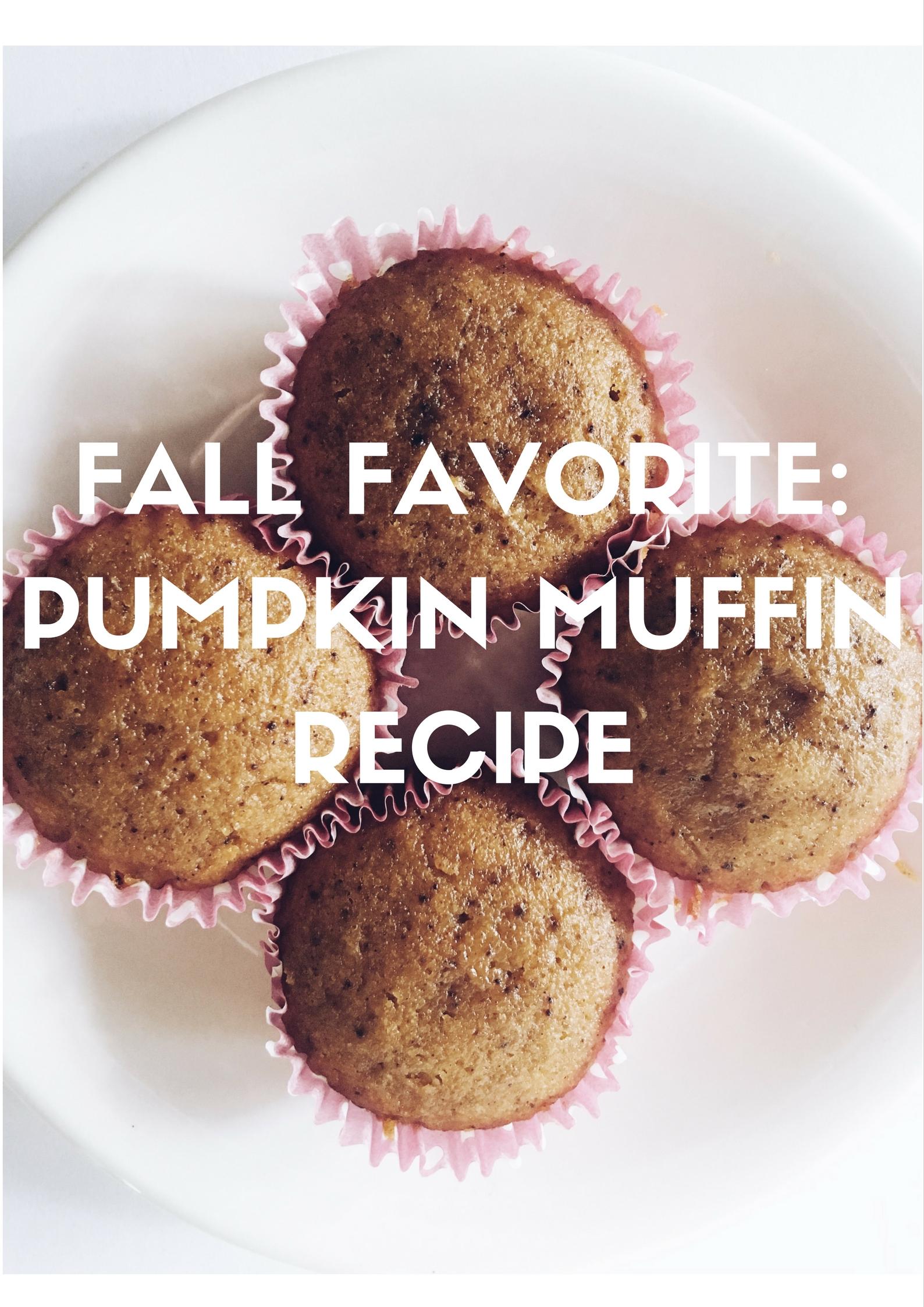 fall-favorite-pumpkin-muffin-recipe