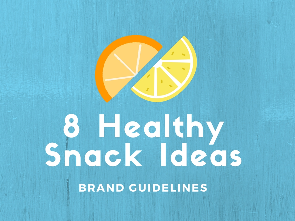 8 Healthy Snack Ideas
