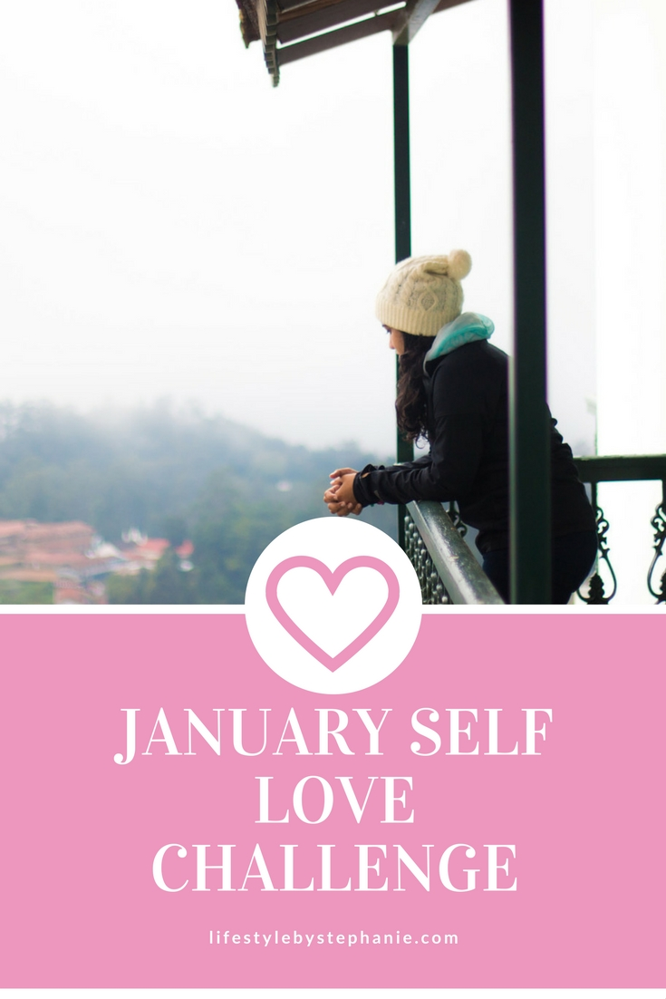 Quotes January January Self Love Challenge  Stephanie